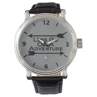 Lets Go On A Adventure Nature Wilderness Watch