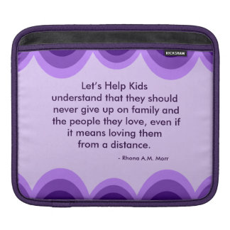 Let's Help Kids iPad Horizontal Case iPad Sleeves