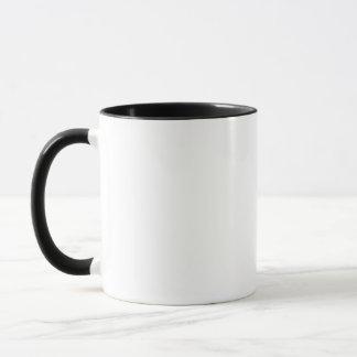 Letter A - Dirty Ego Mug