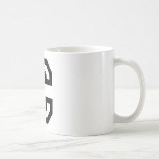 Letter C Coffee Mug