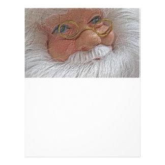 Letter from Santa Christmas Letter Personalized Letterhead