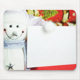 Letter to Santa Mouse Pad