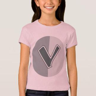 Letter V T-Shirt