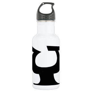 Letter Y_large 532 Ml Water Bottle