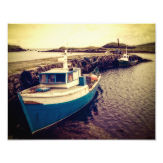 Leverburgh, Outer Hebrides Art Photo