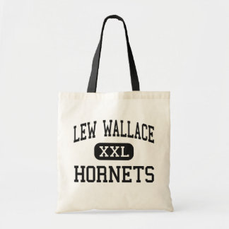 Lew Wallace - Hornets - High School - Gary Indiana Tote Bag