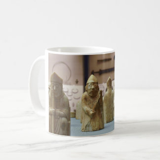 Lewis chessmen coffee mug