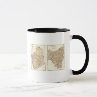 Lewis, Oneida counties Mug