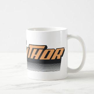 Lex Luther - One line Coffee Mug