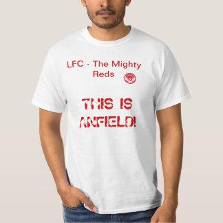 LFC Mighty Reds Tee Shirt