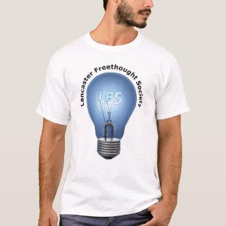 LFS Bulb Logo Black Lettering T-Shirt