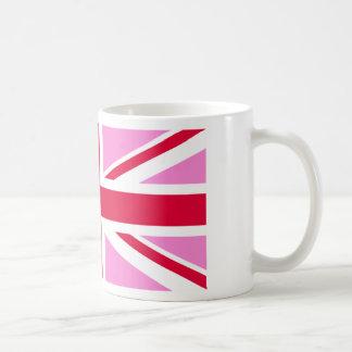 LGBT Gay Pride Rainbow Flag of the United Kingdom Coffee Mug