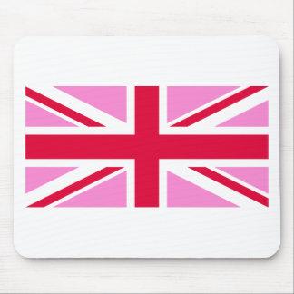LGBT Gay Pride Rainbow Flag of the United Kingdom Mouse Pad
