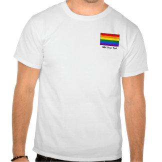 LGBT Gay Pride Rainbow Flag Shirts