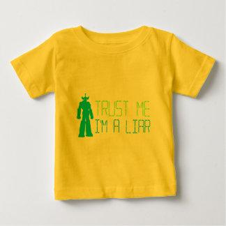 Liar, Liar Baby T-Shirt