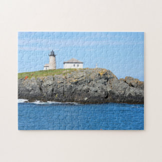 Libby Island Lighthouse, Maine Jigsaw Puzzle