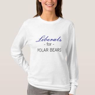 Liberals for Polar Bears T-Shirt