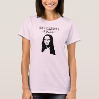 liberated mona lisa t T-Shirt