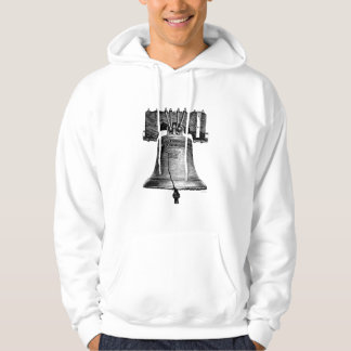 Liberty Bell, 19Th Century Hoodie