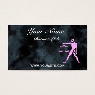 Libra Business Card