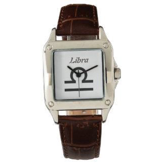Libra Sign of the Zodiac. Ladies Watches. Watch