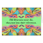 librarians humor cards