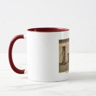 Library, Beach Haven, NJ Vintage Mug