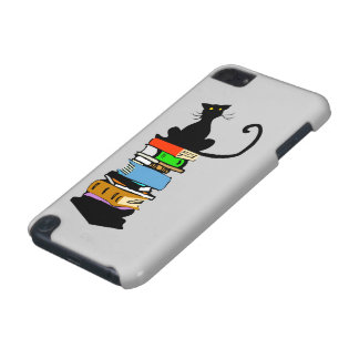 Library Cat iPod Touch (5th Generation) Cover