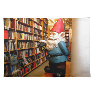 Library Gnome II Placemat