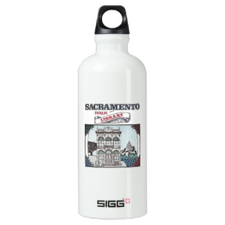 Library SIGG Traveller 0.6L Water Bottle