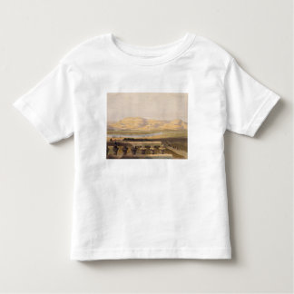 Libyan Chain of Mountains from the Temple of Luxor Toddler T-Shirt