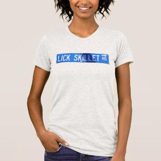 Lick Skillet Tank Tops