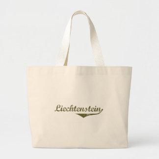 Liechtenstein Canvas Bag