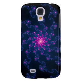Life Flower Fractal Art Galaxy S4 Case