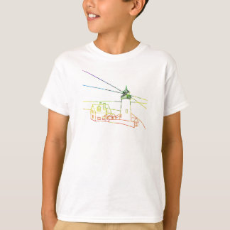 Life Goes Better With Wisdom Boy's T-shirt