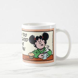 Life In The Morning Coffee Mug