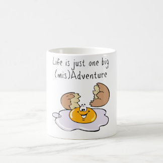 Life is just one big (mis)Adventures Mug