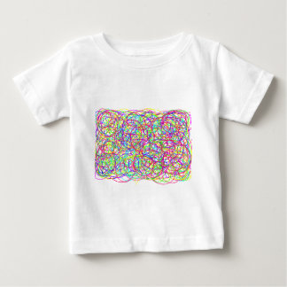 Life is Messy.... Add a Little Scribble T Shirts