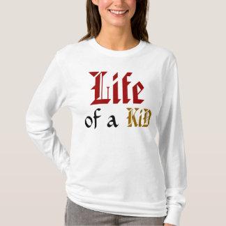 """""""LIFE of a Kid"""" Ladies Hoodie"""