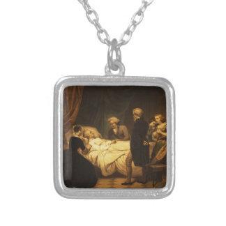 Life of George Washington The Christian Death Pendant