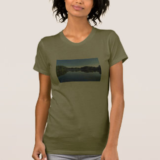 Life on a Lake Ladies Tshirt