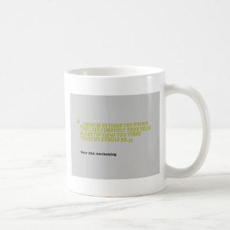 Life Plans Mug