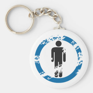Life Project Icon Key Ring Keychains