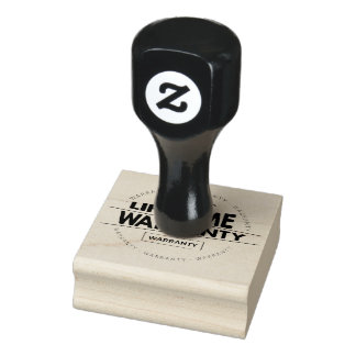 life time warranty stamp