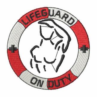 Lifeguard On Duty m Polo Shirt
