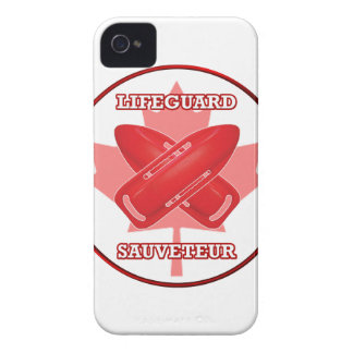 Lifeguard/Sauveteur - Blackberry Bold Case