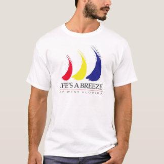 Life's a Breeze®_Paint-The-Wind_Key West t-shirt
