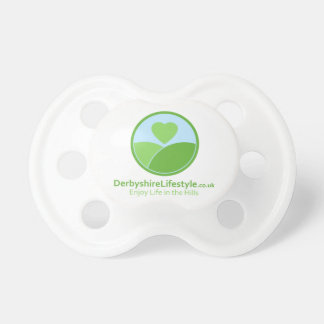 Lifestyle clothing pacifiers