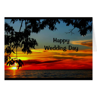 Lifetime Of Beautiful Tomorrows Wedding Card