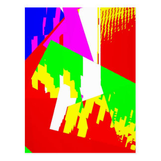 Light & Angles Postcard